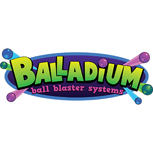 Logo Balladium Ball Blaster Systems